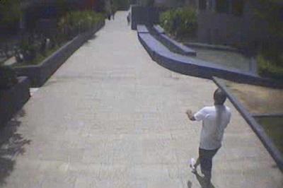 home invasion cctv footage